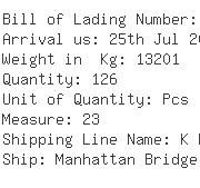 USA Importers of adhesive - Expeditors Intl-cle