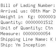 USA Importers of atv - Dhl Global Forwarding