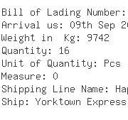 USA Importers of axle nut - Kuehne Nagel Inc