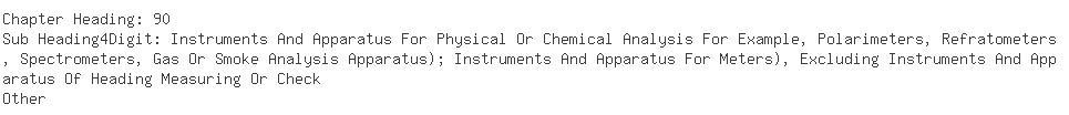Indian Importers of burner - Advance Scientific Equipments Pvt. Ltd