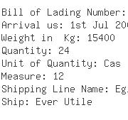 USA Importers of bushing - Round-the-world Logistics U S A