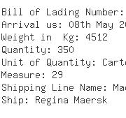 USA Importers of cable accessories - Multi-trans Shipping Agency