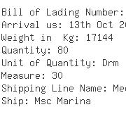 Calcium Chloride US Import Database and american imports of