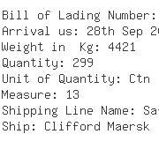 USA Importers of clamp - Dsv Air  &  Sea Inc