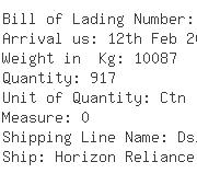 USA Importers of coconut - Amerasia Shipping Line