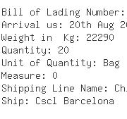 USA Importers of container bag - Ifs Neutral Maritime Services