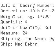 USA Importers of conveyor rubber belt - Icl America Ltd
