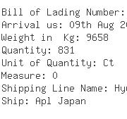 USA Importers of crab - Oecfreight Companies Inc