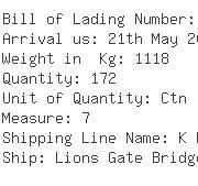 USA Importers of denim apparel - Mervyns Llc