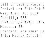 USA Importers of dye fabric - Hellmann Worldwide Logistics Inc
