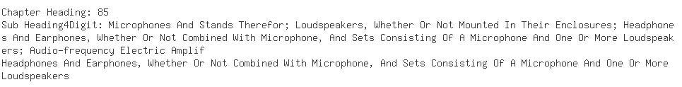 Indian Importers of ear phone - Samsung India Electronics Ltd