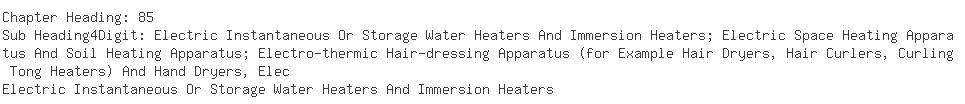 Indian Importers of electric heater - Enpro Industries Pvt. Ltd