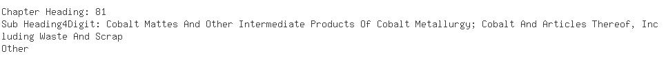 Indian Importers of electrolytic - Mishra Dhatu Nigam Ltd