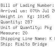 USA Importers of electronic equipment - Hankyu Int L Transport Usa Inc