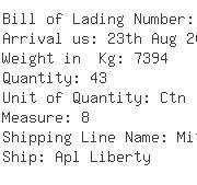 USA Importers of elevator - Roe Logistics - Toronto