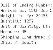 USA Importers of fastener bolt - Phoenix Int L Freight Service Ltd