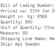 USA Importers of footwear boots - The Timberland Company