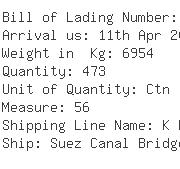 USA Importers of footwear boots - Ups Ocean Freight Services Inc