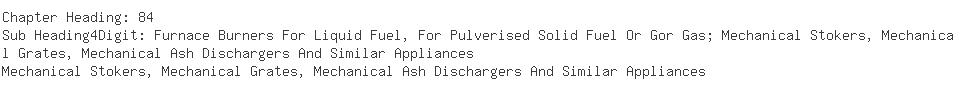 Indian Importers of gas burner - Gujarat Glass Pvt. Ltd
