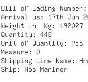 USA Importers of gasket - Heerema Marine Contractors