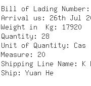 USA Importers of gear box - Proshipping Group Corp