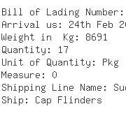 USA Importers of generator part - Nippon Express Usa Inc