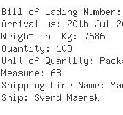 USA Importers of gift item - Amerasia Shipping Line Asl