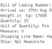 USA Importers of graphite - Panalpina Inc