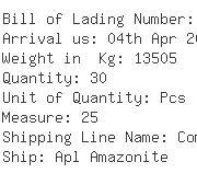 USA Importers of graphite - Ata Freigth Line Ltd Jfk
