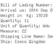 USA Importers of graphite - M Brashem Inc 14023 Ne 8th Street