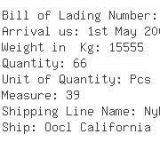 USA Importers of graphite - M/s G E Logistics Inc