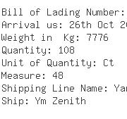 USA Importers of ice machine - Kamino International Transport