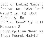 USA Importers of indian carpet - United Shipping Lines Inc