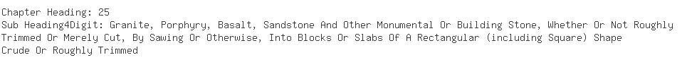 Indian Exporters of indian granite blocks - Rao  &  Co