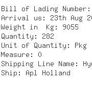 USA Importers of indian handicraft - Naca Logistics Usa Inc C/o Ggl