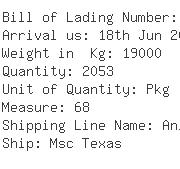 USA Importers of injection plastic - Scanwell Shipping Lax Import