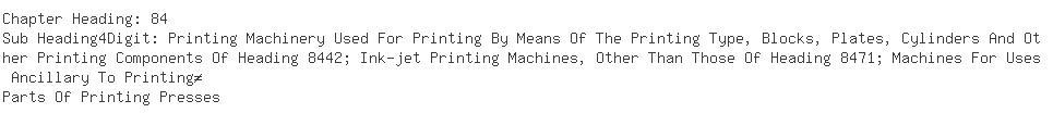 Indian Importers of inkjet cartridge - Standard Trading Co