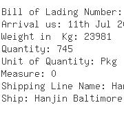 USA Importers of instrument - Bnx Shipping Inc Lax