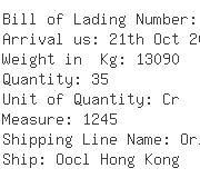 USA Importers of instrument - Ecu-line Hong Kong Limited