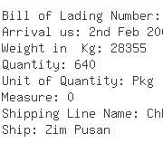 USA Importers of iron wire - Rich Shipping Usa Inc 1055