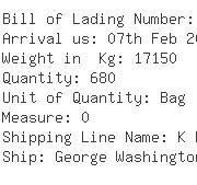 USA Importers of isophthalic acid - Ashland Canada Corp