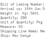 USA Importers of kitchenware - Fordpointer Shipping Ny Inc