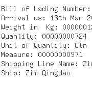 USA Importers of knife - Magnate Shipping Line Ltd