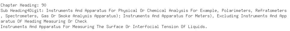 Indian Importers of laboratory equipment - Central Govt. Min/depts