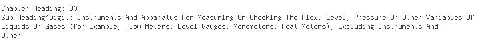 Indian Importers of level transmitter - Magnetrol International Inc