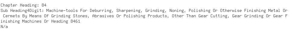 Indian Exporters of machine oil - Grind Master Machines Pvt. Ltd