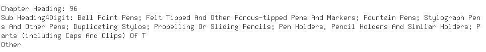 Indian Exporters of marker pen - 3s Corporation