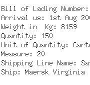 USA Importers of medicine - Ecu Line Canada Inc