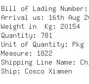USA Importers of men coat - Link  &  Link Shipping North America