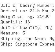 USA Importers of metal cap - Panalpina Inc -ocean Freight